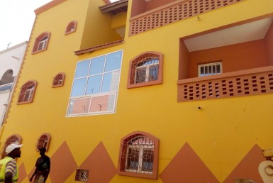villa R+2 cite Hacienda