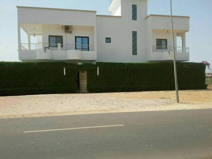 villa meublée à Mbour