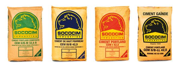 service de vente de ciment prix d'usine