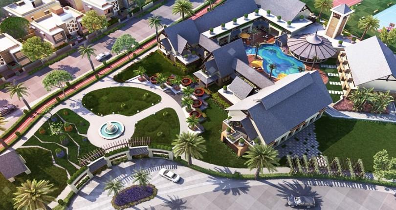 SENEGINDIA vous présente ses projets immobiliers à Diamiadio: SD CITY.