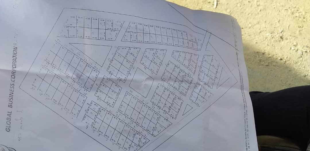 Lots de terrains150 m2 à TivaouanePeul