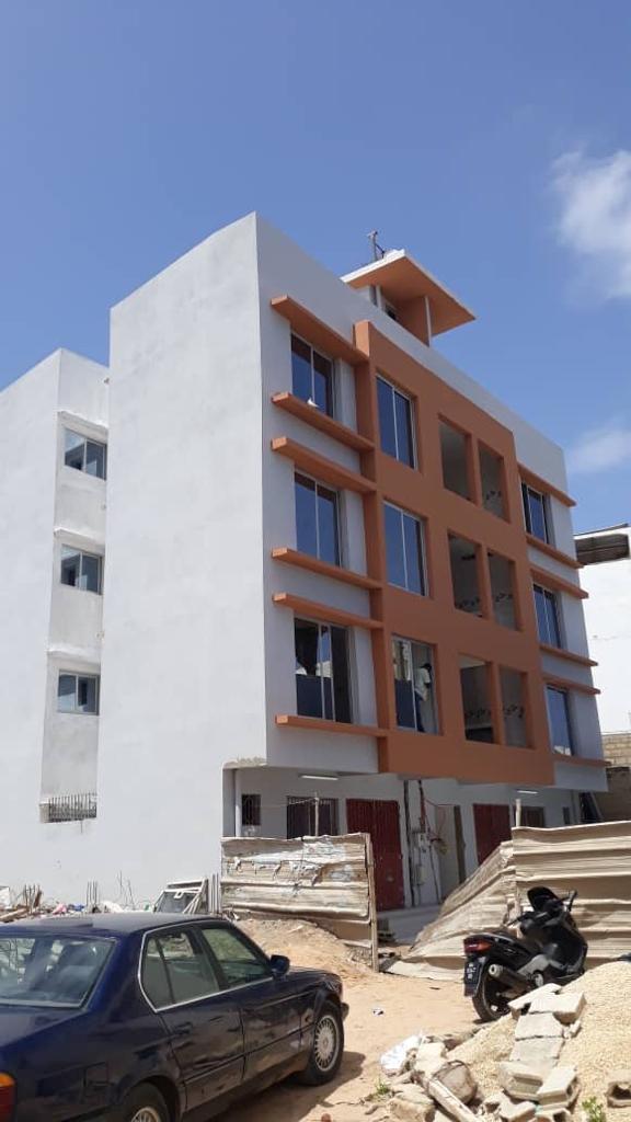 Immeuble à usage de bureaux
